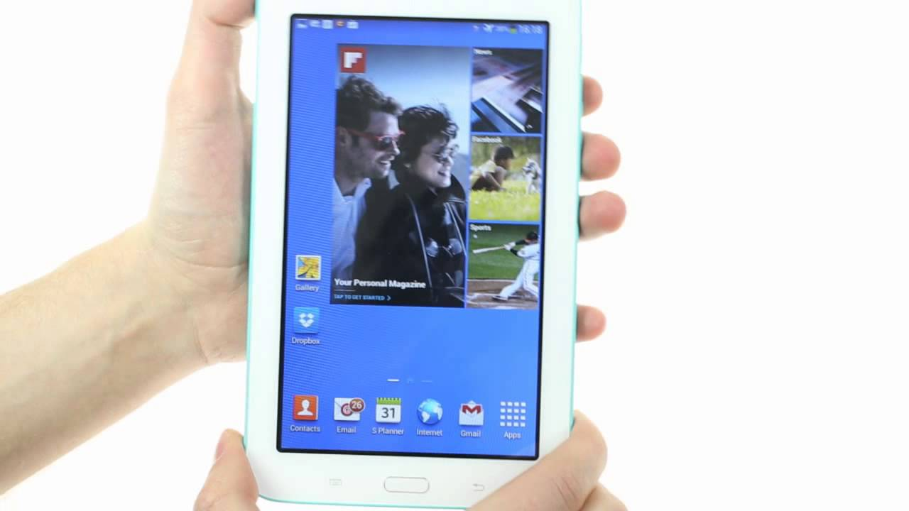 Samsung Galaxy Tab 3 7 0 Lite: hands-on