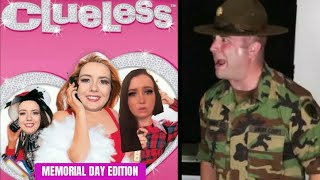 TikTok Dummy Hates Memorial Day and Troops... on Memorial Day