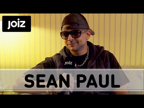 Sean Paul talks about his personal life (4/4)