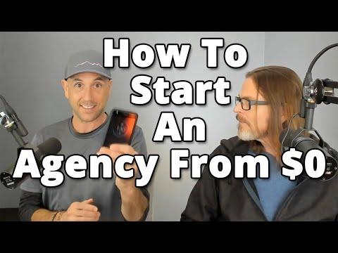 How To Start A Digital Marketing Agency From Zero & Grow To A Million Dollar Business W/ Tim Conley