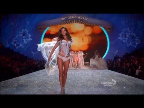 The Victorias Secret Fashion Show 2013 -  A Great Big World - Say Something