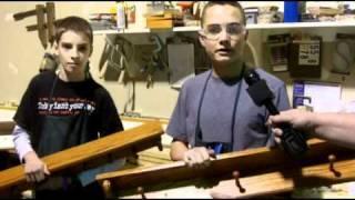 Home School Woodworking Program With Brett Schroyer, Presented By Woodcraft