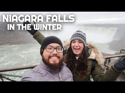 Top 10 Thing To Do In NIAGARA FALLS In The WINTER | Ontario | Canada