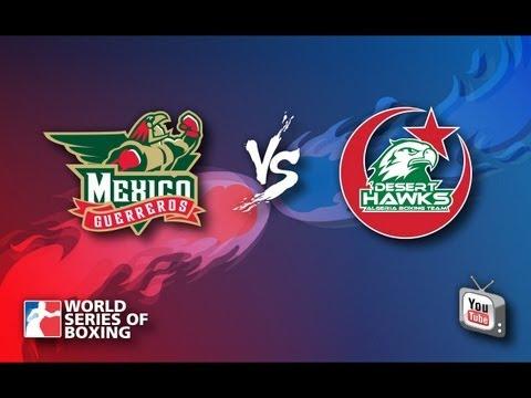 Mexico Guerreros - Algeria Desert Hawks - Week 3 - WSB Season 3