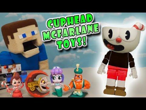 Cuphead Mcfarlane Toys Sets Fall 2019 Official Mini