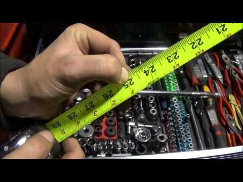 Cornwell Pro Series In Depth Tool Box Tour