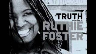 Watch Ruthie Foster Truth video