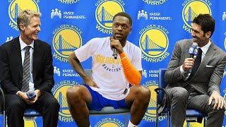 Julius Randle Joining The Warriors - Teaming UP With Stephen Curry & Klay Thompson