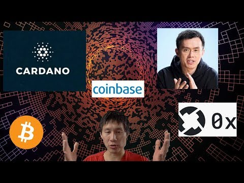 Bitcoin Dumps(it has only begun), ZRX pumps 150%(here's why), Cardano Launching on time