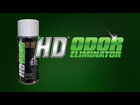 HD Odor Eliminator for the interior and vents for cigar and tobacco smells fragrance