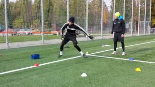 Fußballtraining / Schnelligkeit & Kraft trainieren / Speed & Agility