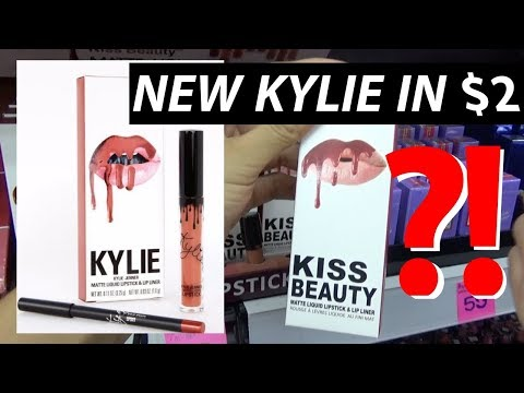 FAKE KYLIE OR IT'S NEW? | Shopping Cosmetic In Bangkok