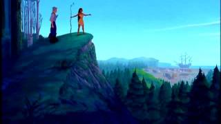 Repeat youtube video Kingdom Hearts: Pocahontas Scenario (Field & Battle Theme)
