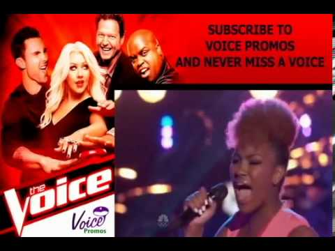 Amber Nicole vs  Timyra Joi    Listen    The Voice Battle