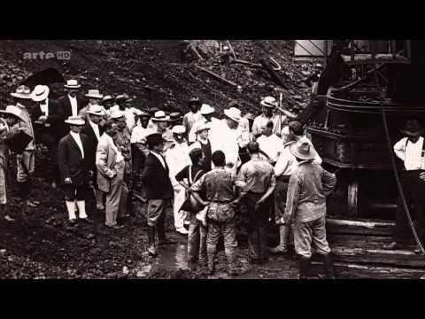 Der Panama Kanal Doku ARTE HD   Dokumentation über den Bau
