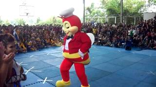 Gangnam Style of Jollibee at NCST Cavite,Philippines 2012