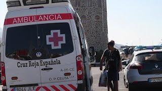 Detenido dos veces en Ceuta al transportar inmigrantes en una moto de agua