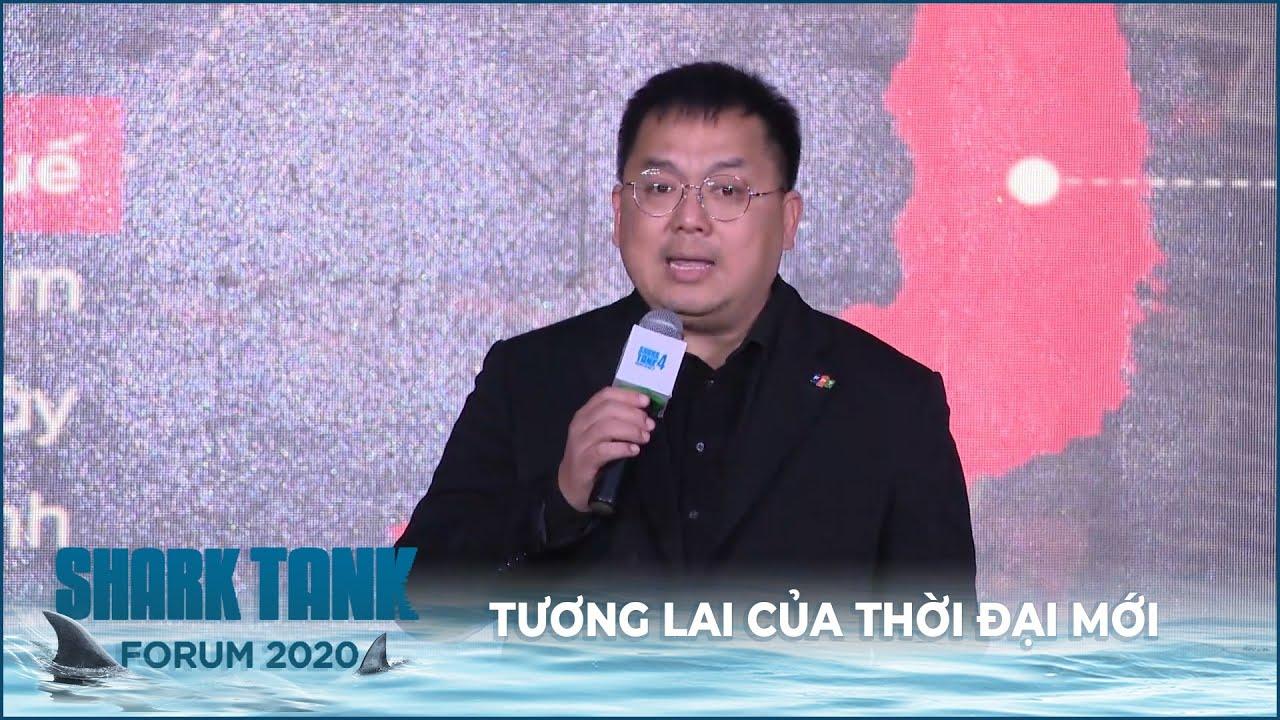 Shark Tank Forum 2021 | Thuyết trình 2 - TƯƠNG LAI CỦA THỜI ĐẠI MỚI