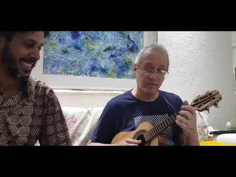 Solo de Primeira Semente (F. de Quintal) com Alceu Maia, que foi quem gravou originalmente!