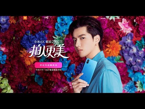 Xiaomi Mi 6X / MI A2 LIVE from China...