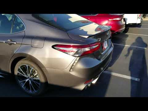 Toyota Camry SE Hybrid by HEATHER BROWN