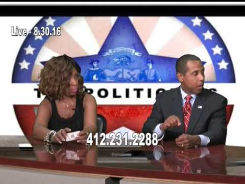 The Politicians...Live - Lenny McAllister, Terry Bradford, Rosemary Crawford