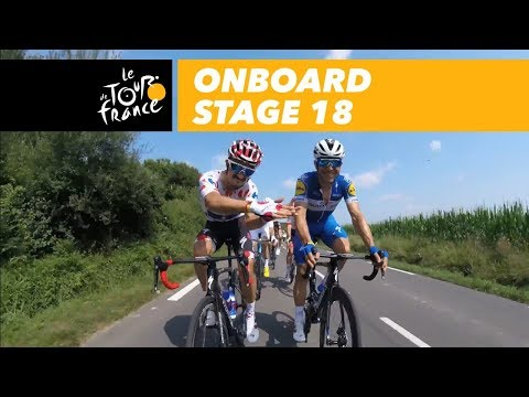 Onboard camera - Stage 18 - Tour de France 2018