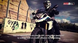 Bmw G 310 GS Test Ride ( English Subtitles)