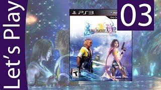 Final Fantasy 10 Walkthrough Commentary [Let