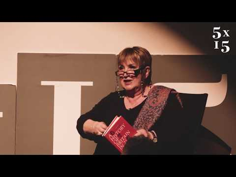 Jenni Murray @ 5x15 - A History of Britain in 21 Women