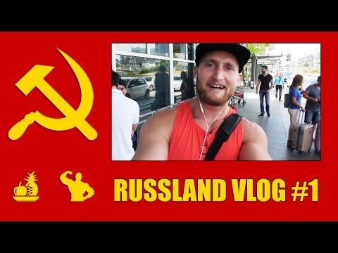 VLOG #1 - KARL IN RUSSLAND // Karl-Ess.com