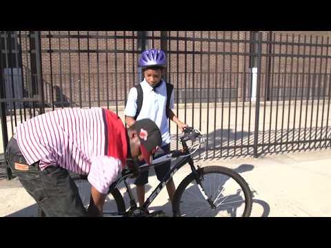 Bike Education in Jersey City