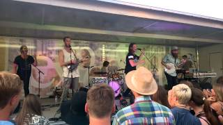 Judah and the Lion - Carmel Indiana - 20 Somethings/We Built this City/Ignition (Remix)