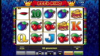 Reel King online spielen