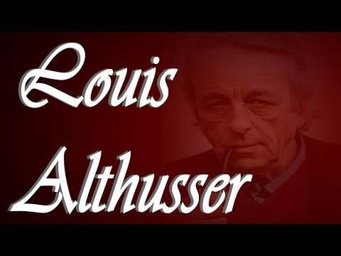 The Life and Thought of Louis Althusser | Rhizome