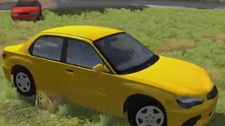 BeamNG-How to Make Cars Crash or Run Away from You (AI) (2016 Update)