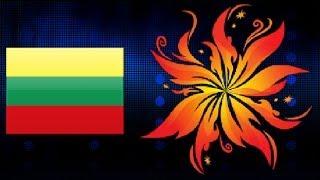 "LITHUANIA 2012 | Karaoke version | Donny Montell - ""Love Is Blind"""