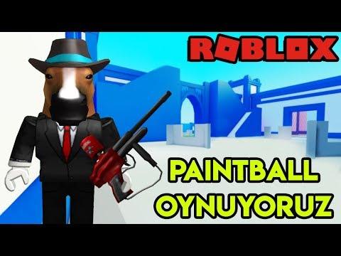 🔫 Paintball Oynuyoruz 🔫   BIG Paintball   Roblox Türkçe