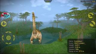 Carnivores: dinosaur hunter reborn pc gameplay