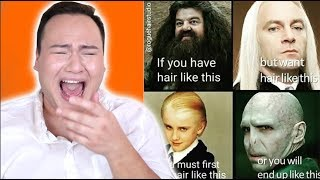 Friseur REAGIERT auf Friseur-Memes