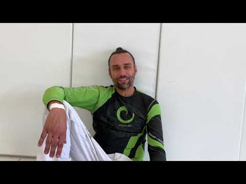 BJJ After 40: Welcome to the Leg Strangler with Jiu-Jitsu Black Belt Mike 'Spider Ninja' Bidwell