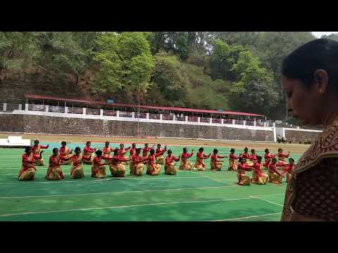 """Hariyali Chai Ke Bagan"" - Chaha Bagane Dance, 130th, Founders Day"