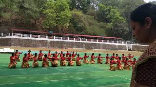 """Hariyali Chai Ke Bagan"" - Chaha Bagane Dance, 130th, Founders Day"