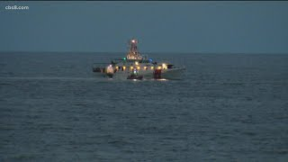 Smuggling boat washes ashore with 23 people aboard along Sunset Cliffs