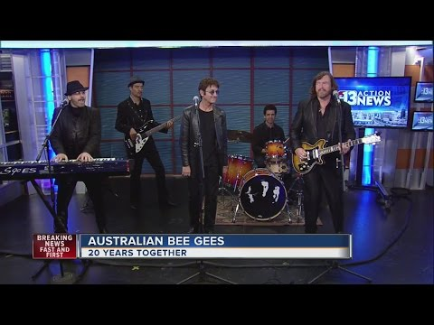 INTERVIEW: Australian Bee Gees