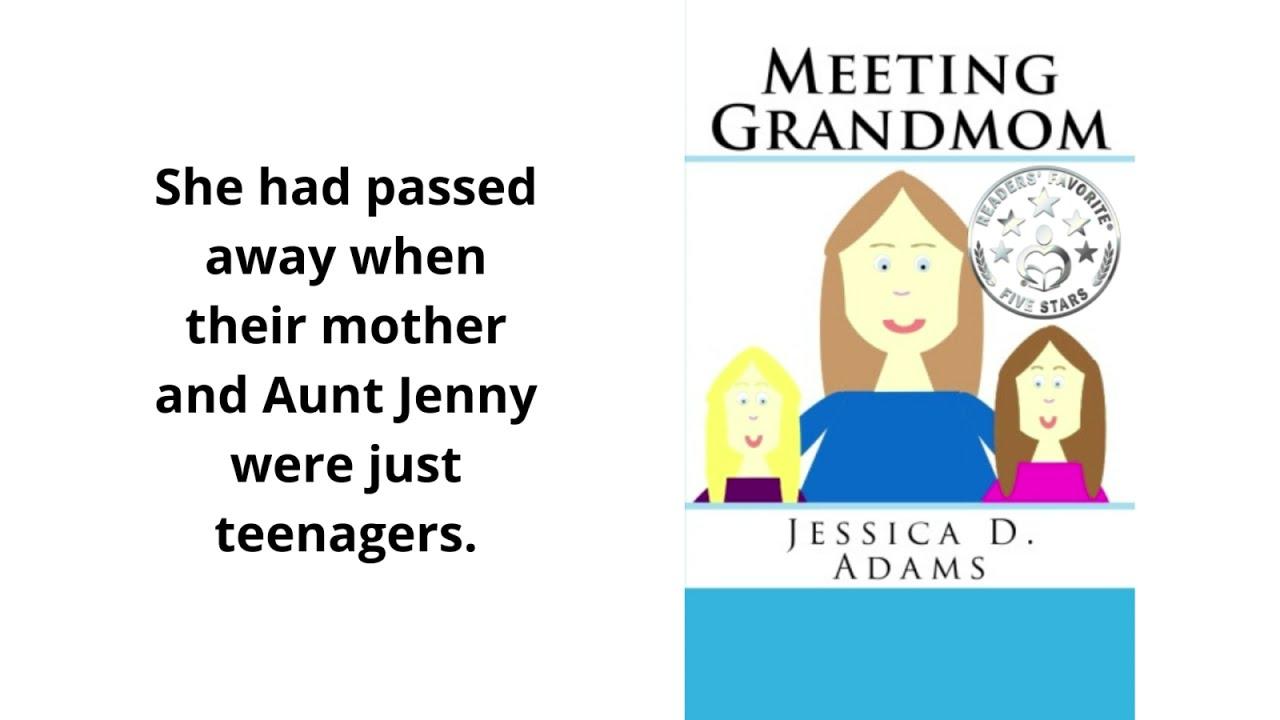In Memory of Mom: Meeting Grandmom Book