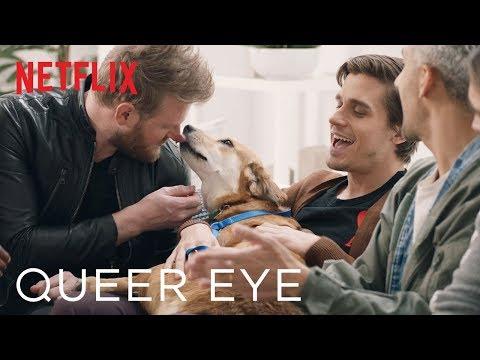 Queer Eye 🐶 Puppy Makeover | Netflix