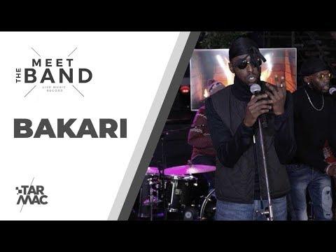 Youtube: Bakari – Bario • MEET THE BAND