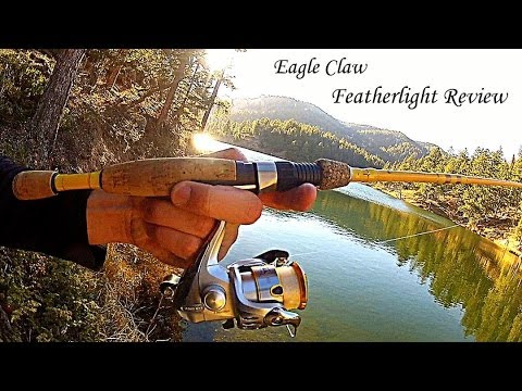 Eagle Claw Featherlight Rod (Product Review)