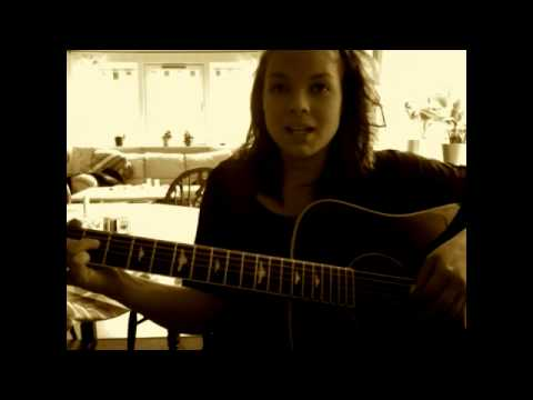 """Anna Winblad - Egen låt: """"somebody els"""" - Idol Sverige (TV4)"""